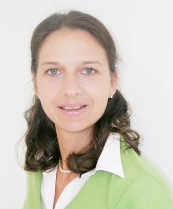 Portrait von Claudia Comelli